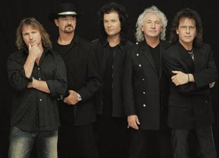 Smokie @ Alte Oper Erfurt - Erfurt, Germany