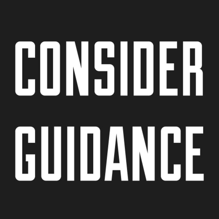 Guidance Tour Dates