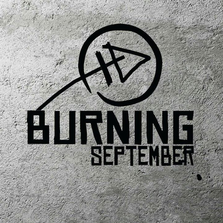 Burning september Tour Dates