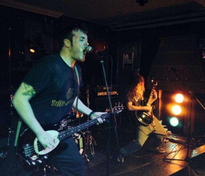 Dead Neck Tour Dates