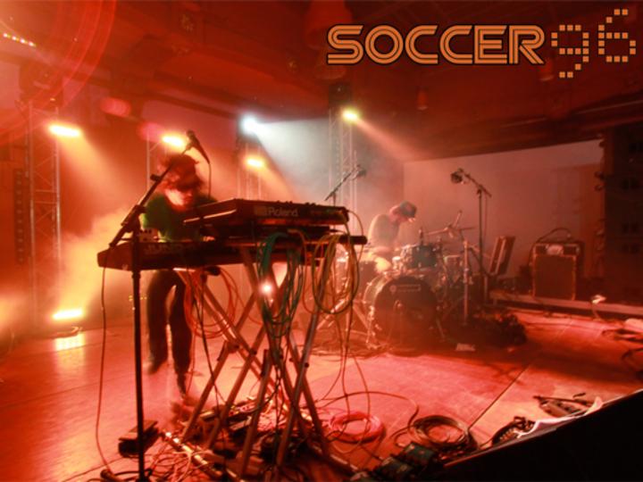 SOCCER96 Tour Dates