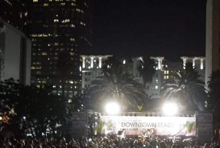 Starship featuring Mickey Thomas @ Pershing Square - Los Angeles, CA