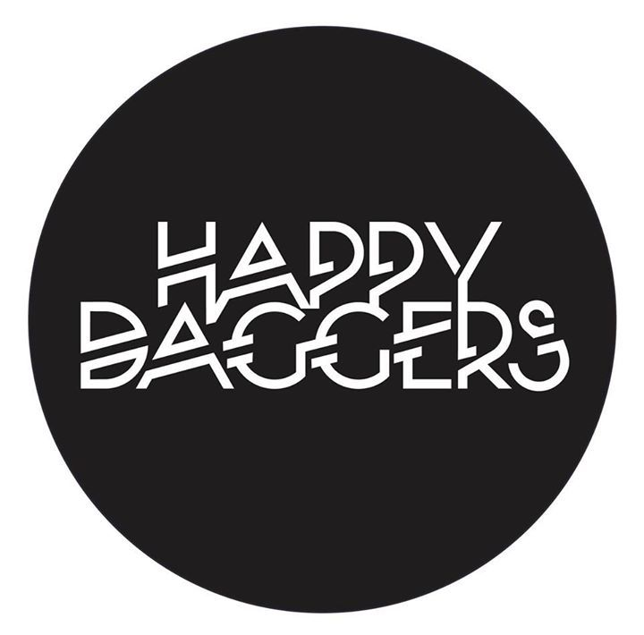 Happy Daggers @ Brudenell Social Club - Leeds, United Kingdom
