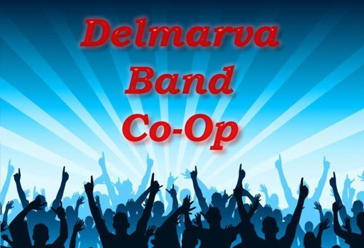 Delmarva Band Co-Op Tour Dates