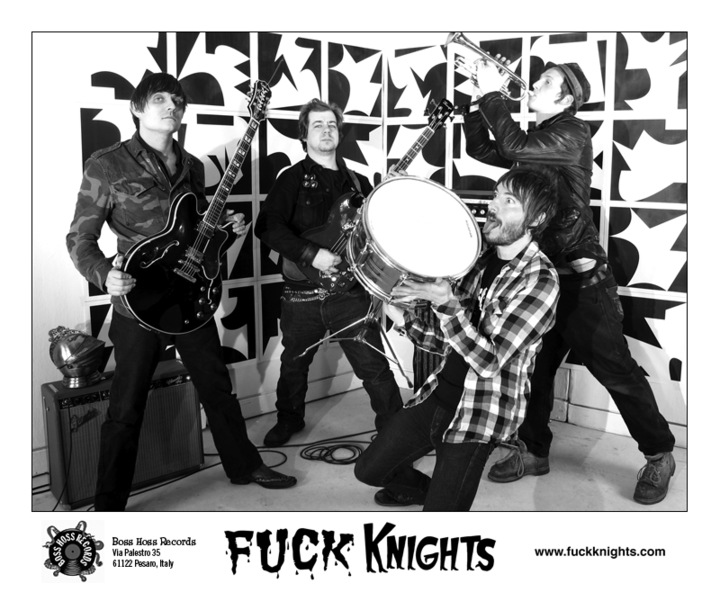Fuck Knights Tour Dates
