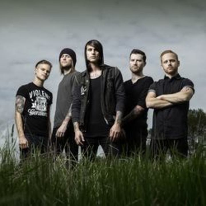 Blessthefall @ The Webster - Hartford, CT