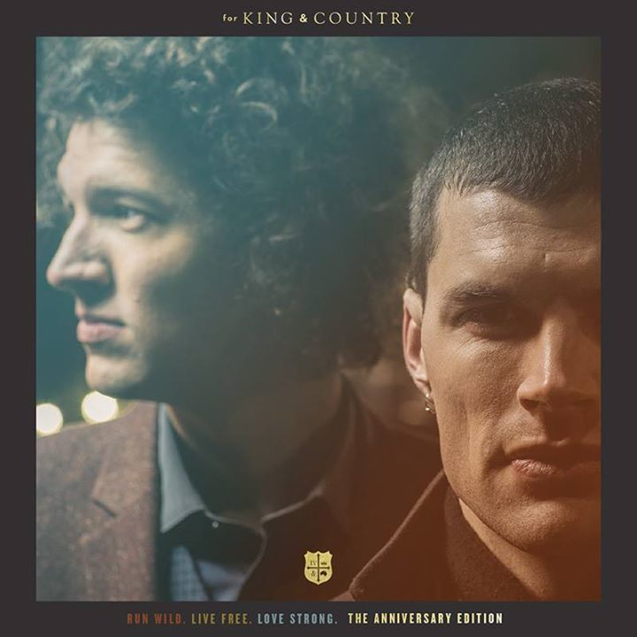 for KING & COUNTRY @ Christ's Church at Mason - Mason, OH