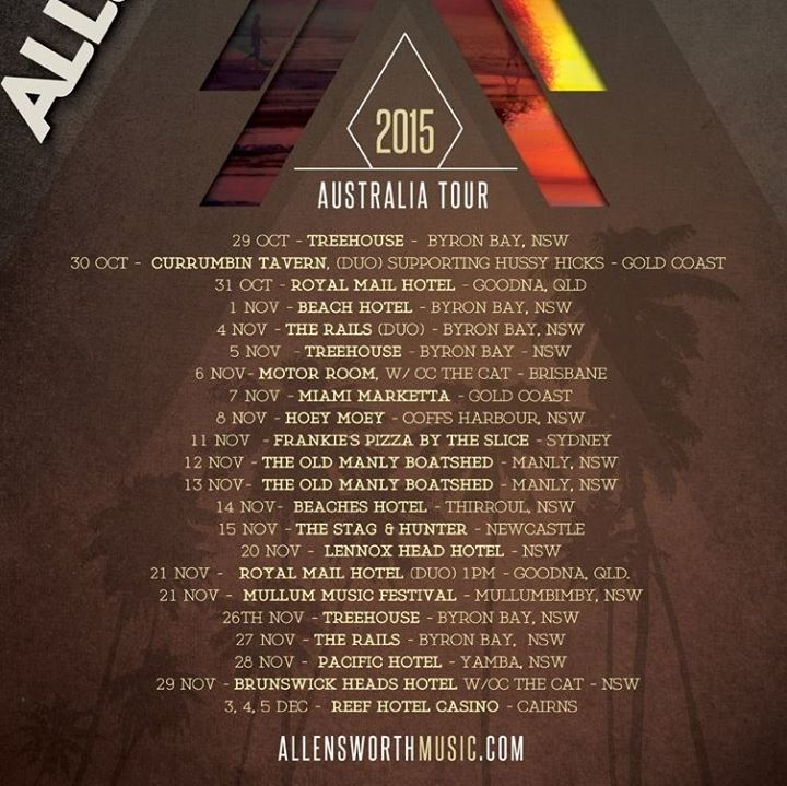 Allensworth @ The Observatory - Santa Ana, CA