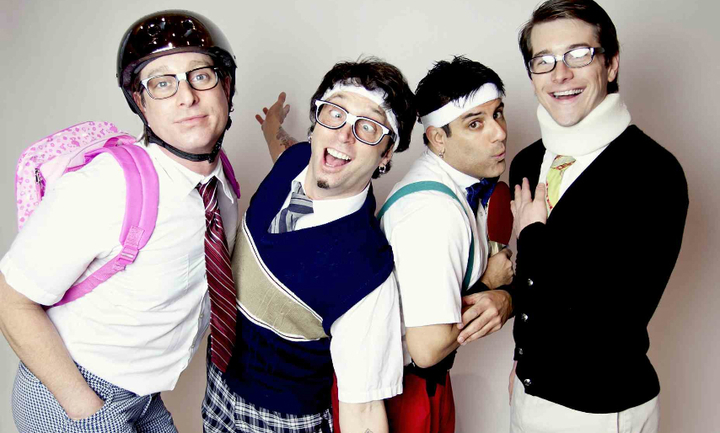 The Spazmatics Nashville Tour Dates