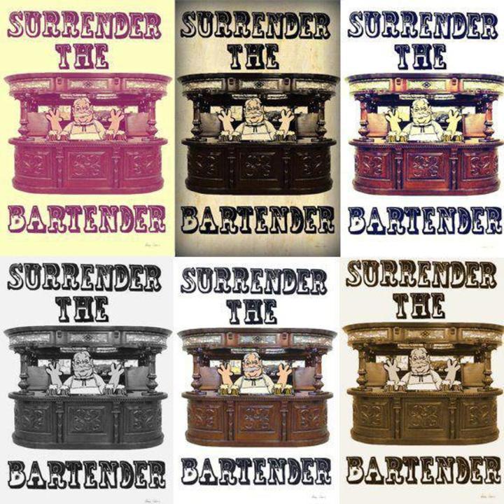 Surrender The Bartender Tour Dates
