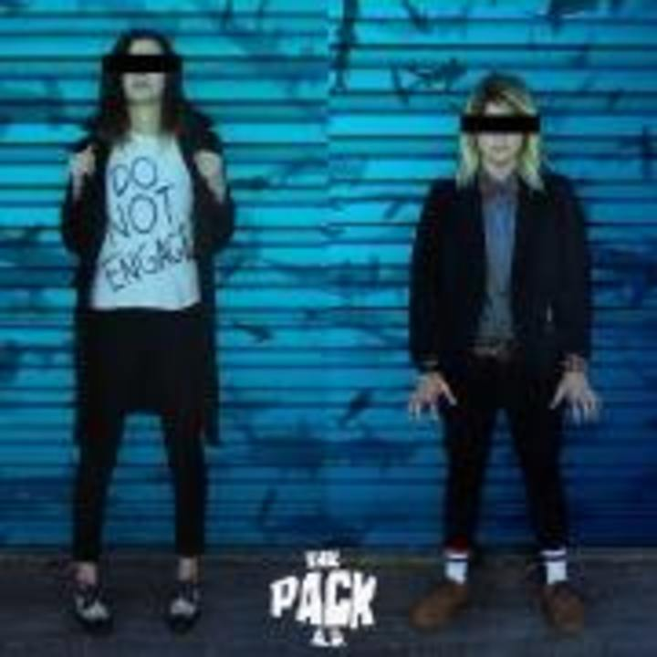 The Pack A.D. @ Mohawk - Austin, TX