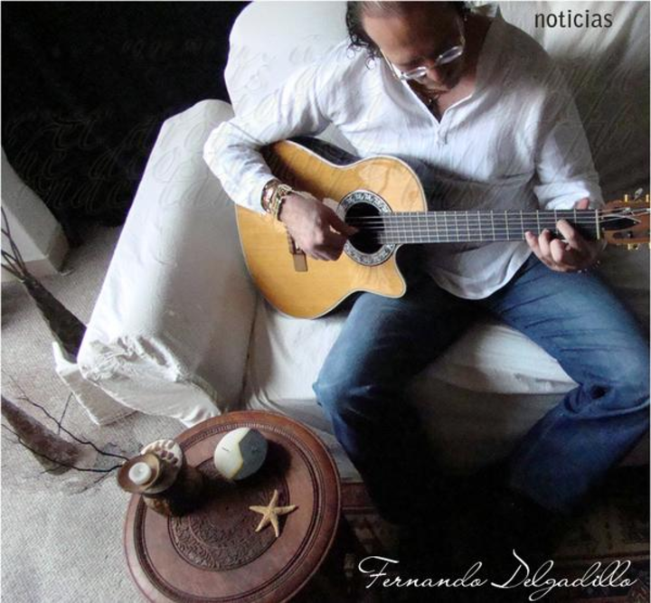 Fernando Delgadillo Tour Dates