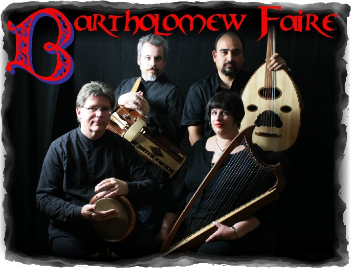 Bartholomew Faire Tour Dates