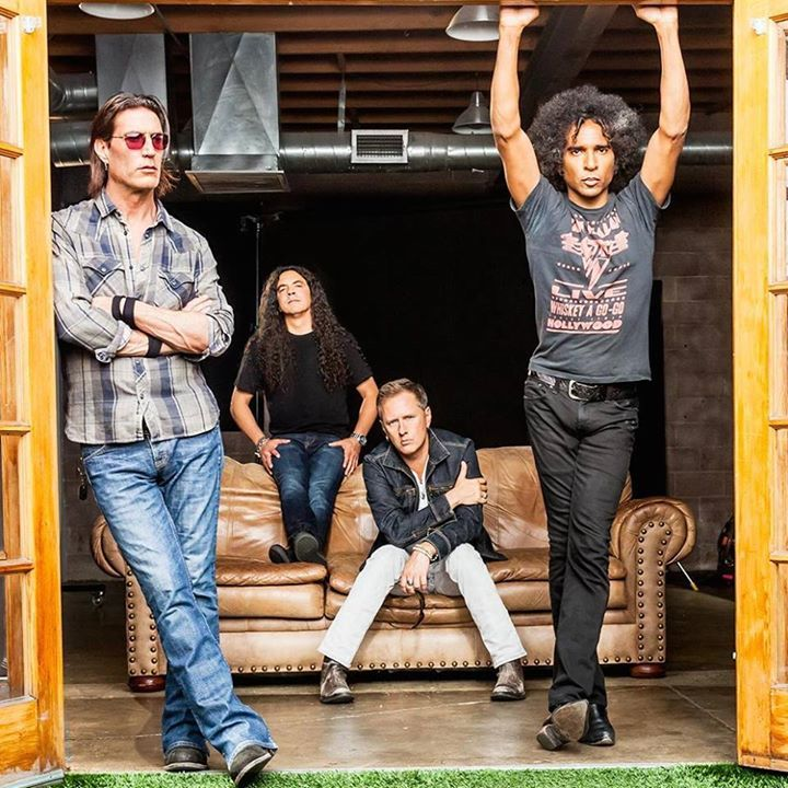 Alice in Chains @ The Aiken Theatre at The Centre - Evansville, IN