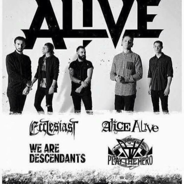 We Are Descendants Tour Dates