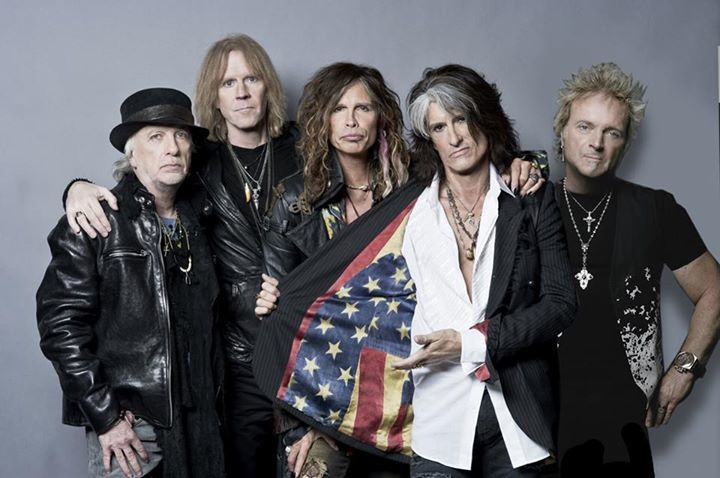 Aerosmith @ TD Garden - Boston, MA