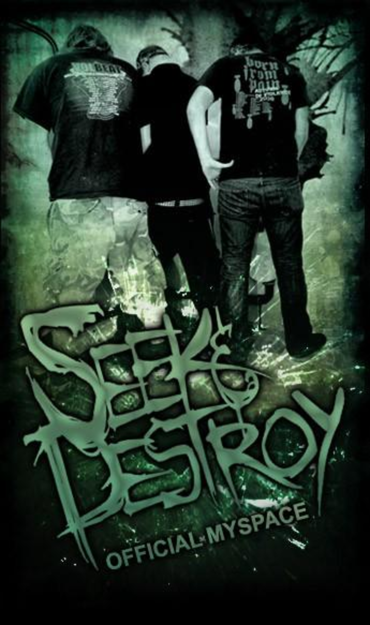 Seek and Destroy Tour Dates