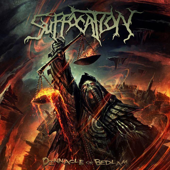 Suffocation @ Saint Vitus - Brooklyn, NY