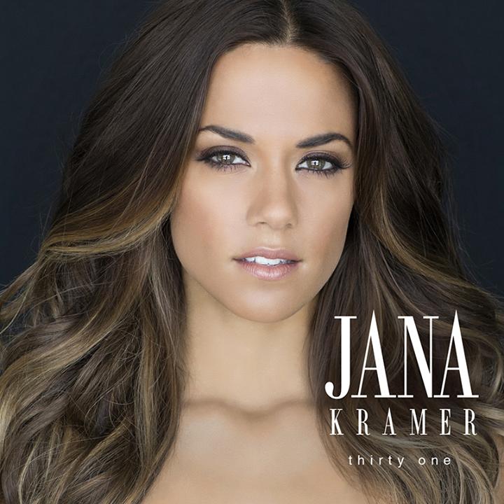 Jana Kramer @ Germain Arena - Estero, FL
