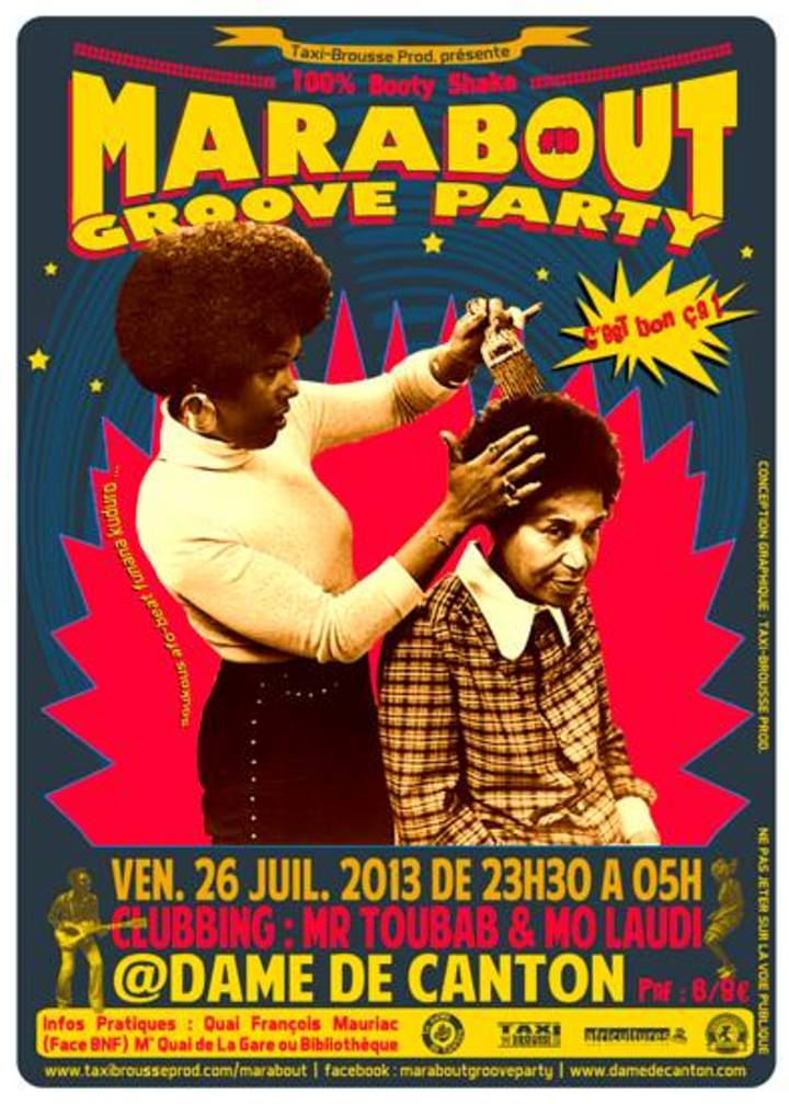 MARABOUT GROOVE PARTY Tour Dates