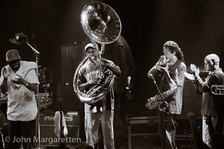 Rebirth Brass Band @ Wisconsin Union Theatre - Madison, WI