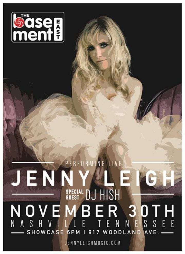 Jenny Leigh @ Rams Head Live - Baltimore, MD