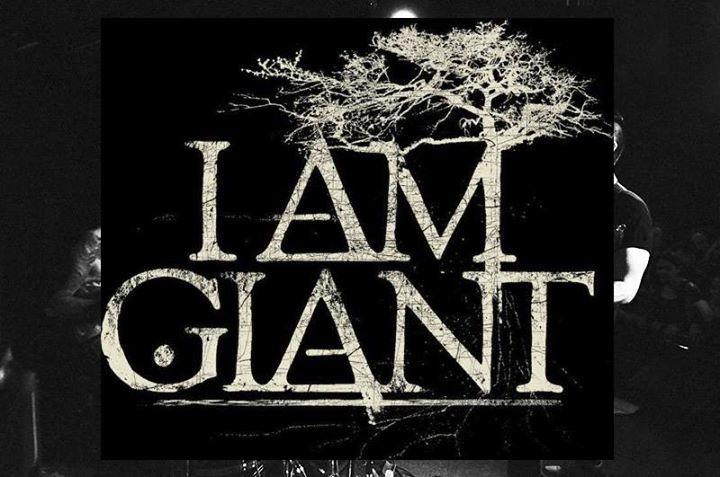 I Am Giant @ REFUEL - Dunedin, New Zealand