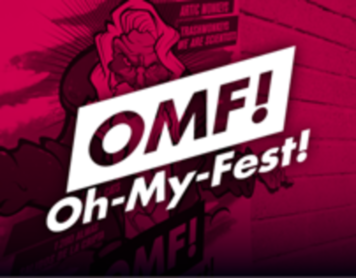 Oh-My-Fest Tour Dates