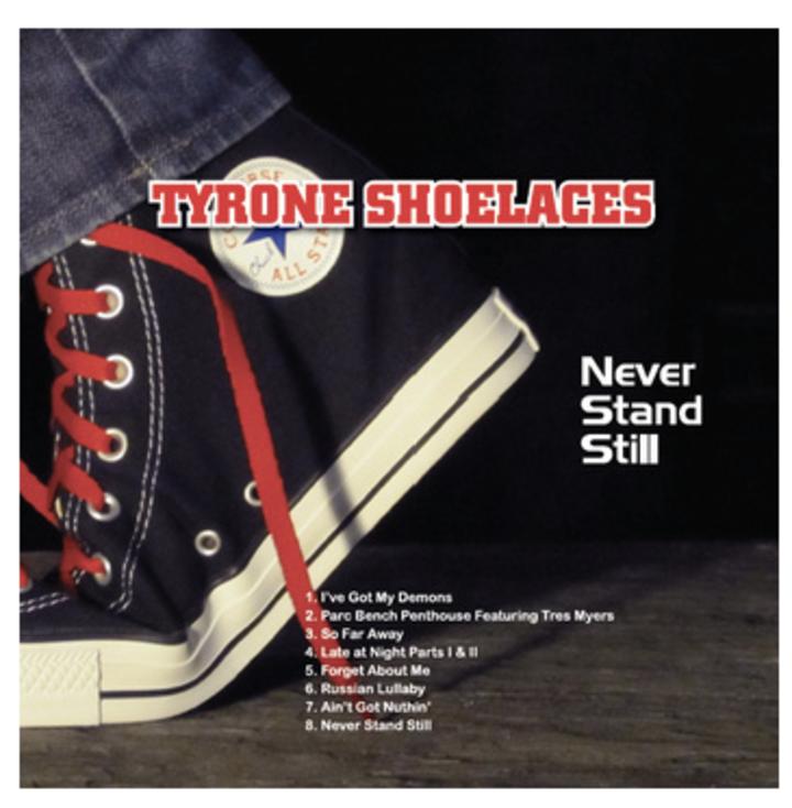 Tyrone Shoelaces @ Ella Lounge - New York, NY