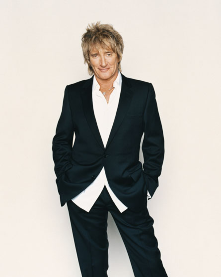 Rod Stewart @ THE COLOSSEUM AT CAESARS PALACE - Las Vegas, NV