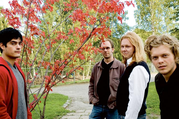 Mattias Alkberg @ Katalin - Uppsala, Sweden