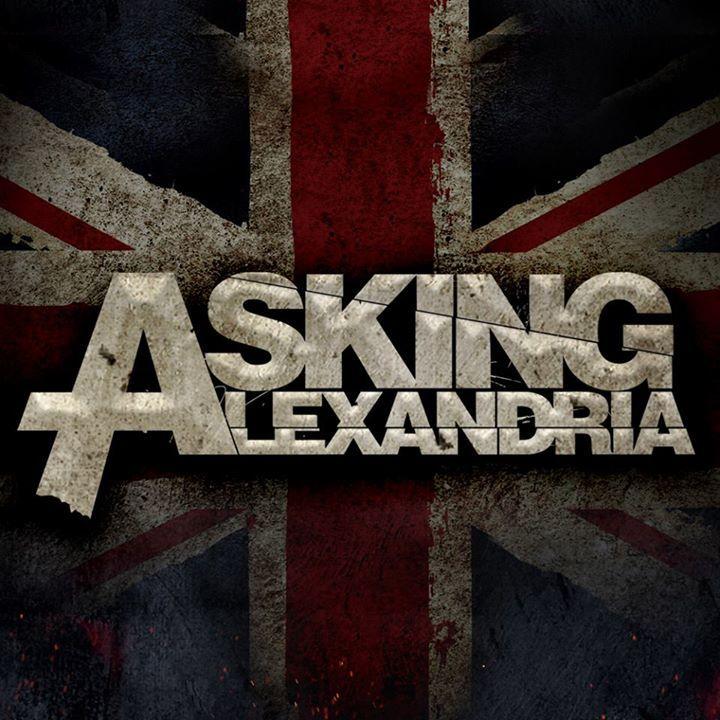 Asking Alexandria @ AB - Brussels, Belgium