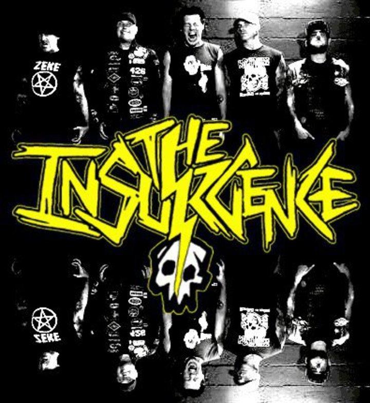 The Insurgence Tour Dates