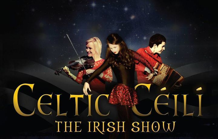 Celtic Céilí - The Irish Show Tour Dates