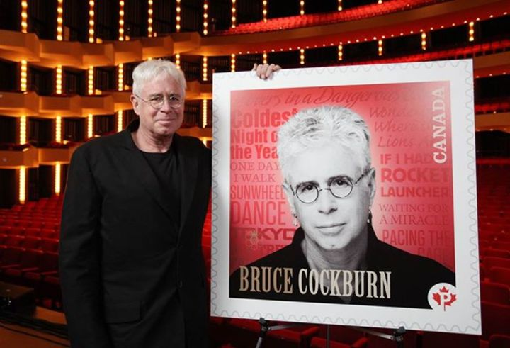 Bruce Cockburn @ Progress Energy Center Fletcher Opera Theater - Raleigh, NC
