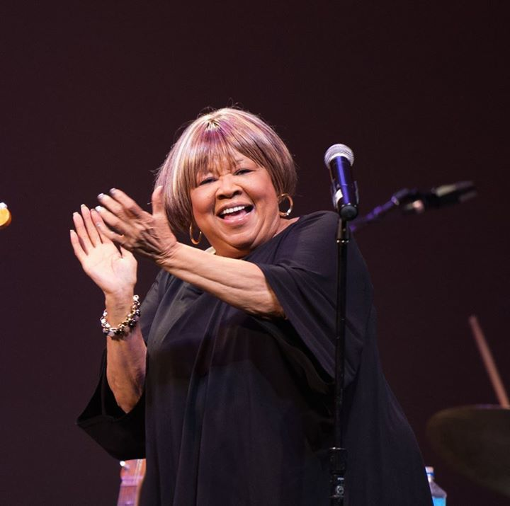 Mavis Staples @ Mainstage Marquee at Nathan Phillips Square - Toronto, Canada