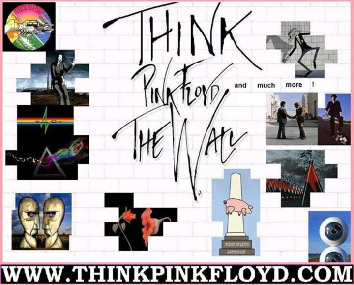 Think PINK Floyd tribute band @ Palentine Park Amphitheater - Fairmont, WV
