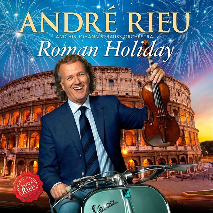 André Rieu @ Adelaide Entertainment Centre - Hindmarsh, Australia