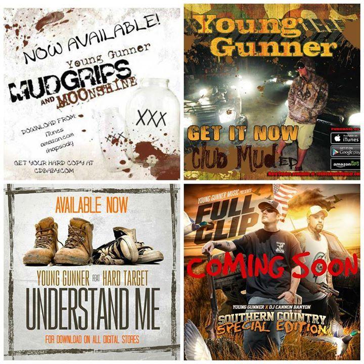 Gunner Tour Dates