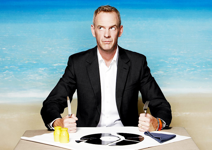 Fatboy Slim Tour Dates
