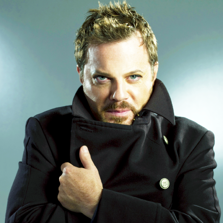 Eddie Izzard @ Global Event Center at WinStar World Casino and Resort - Thackerville, OK