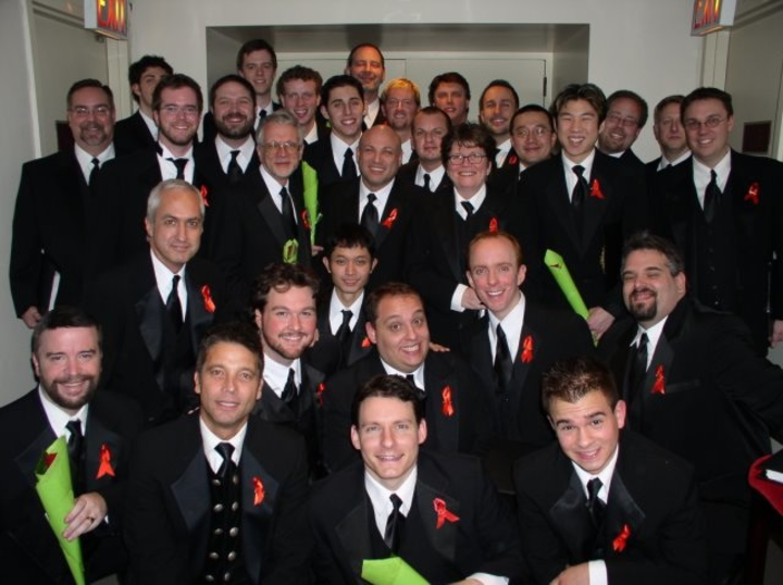 New York City Gay Men's Chorus @ Town Hall - New York, NY