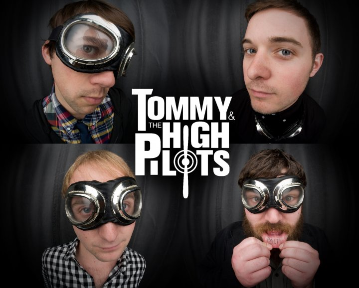Tommy and The High Pilots @ The Riot Room - Kansas City, MO