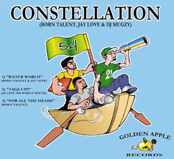 Constellation Tour Dates