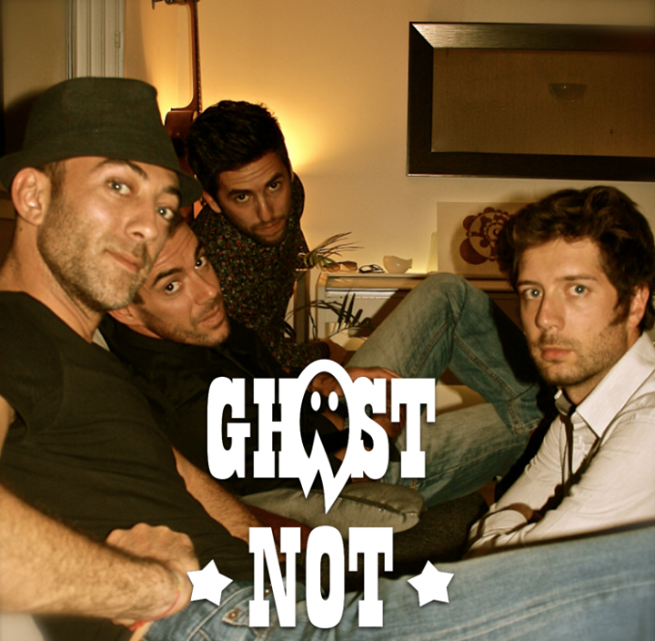 GHOST NOT Tour Dates