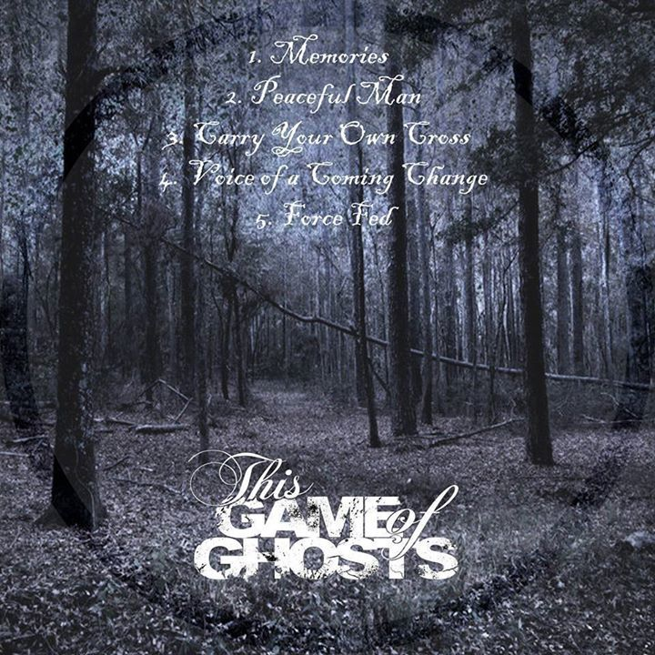 This Game of Ghosts @ Sugarmill - Stoke-On-Trent, United Kingdom
