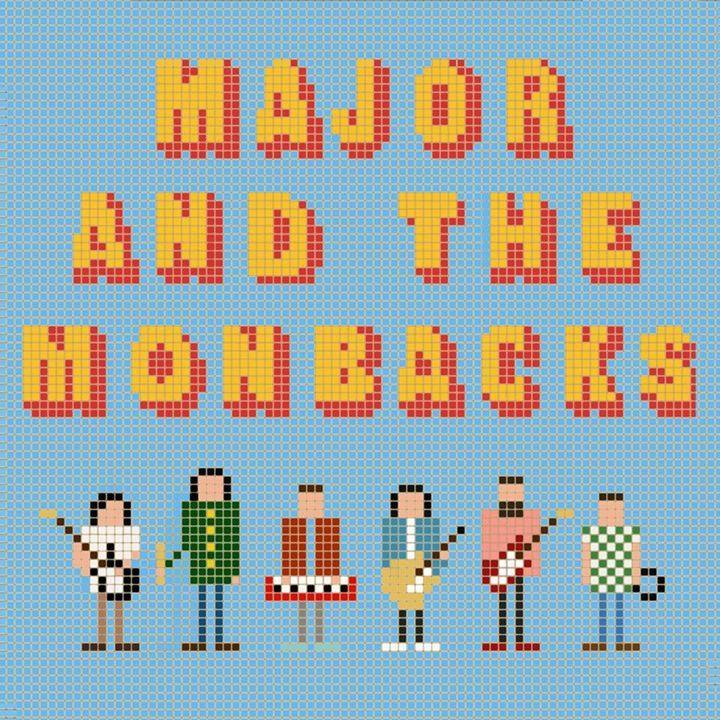 Major And The Monbacks @ Vintage Virginia Festival - Centerville, VA