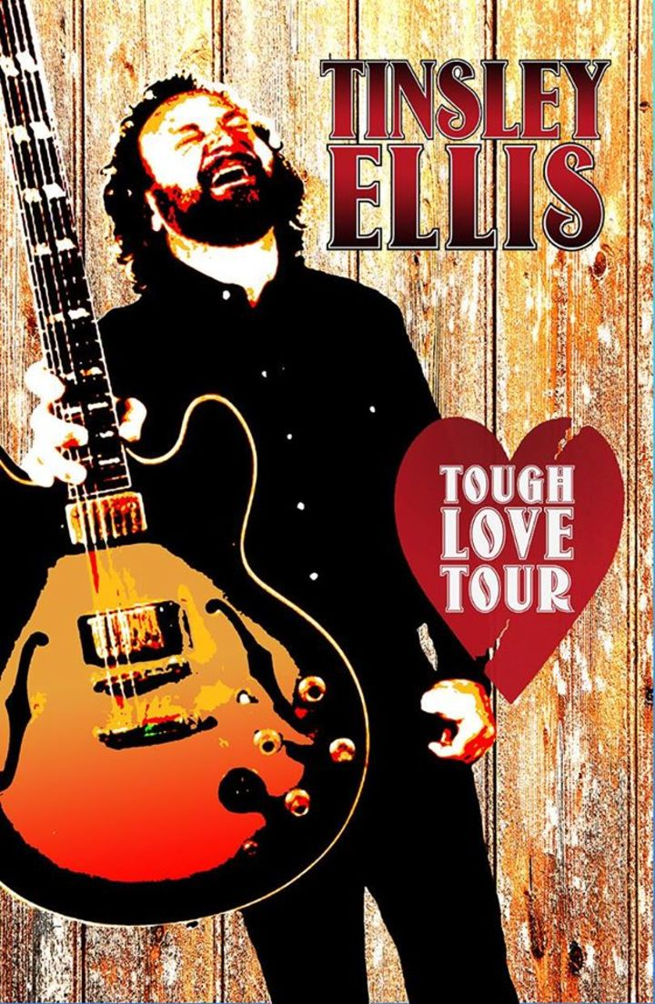 Tinsley Ellis @ The Acoustic Stage - Hickory, NC