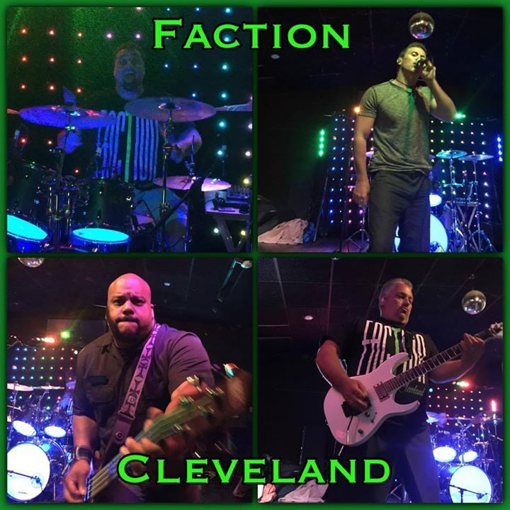 Faction Cleveland Tour Dates