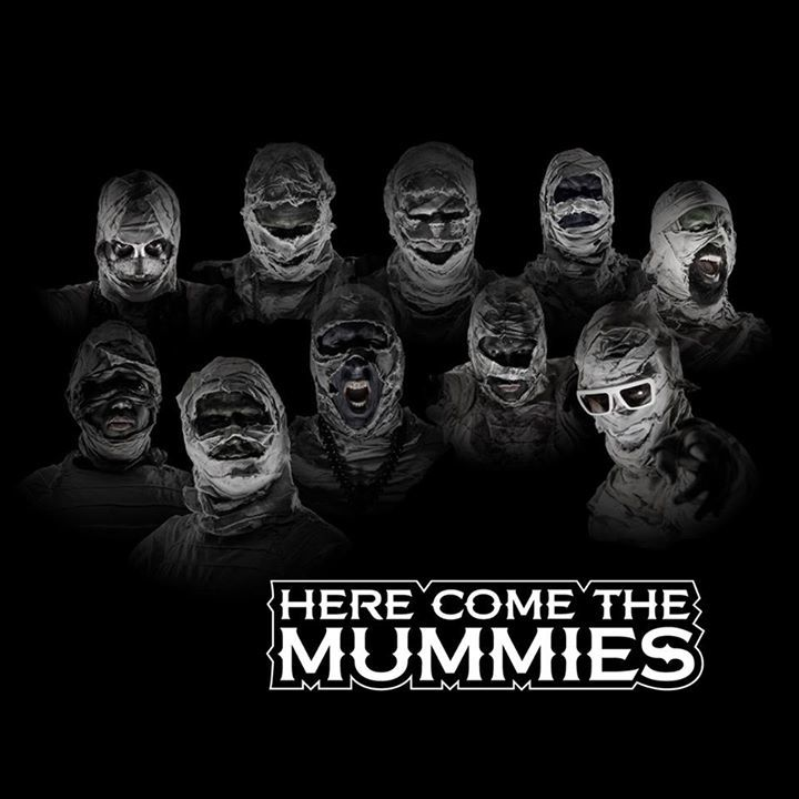 Here Come the Mummies @ The Altar Bar - Pittsburgh, PA